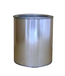 MT ROUND PINT CANS (50)