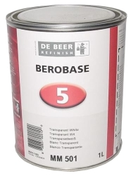BEROBASE MIX COLOR 501 TRANSPARE