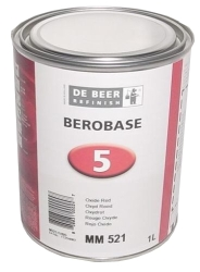 BEROBASE MIX COLOR 521 RED OXIDE