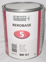 BEROBASE MIX COLOR 563 MICA YELLOW