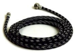 DGR125 20' BRAIDED NYLON HOSE