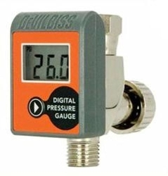 DGI101 DIGITAL PRESSURE GAUGE, 1