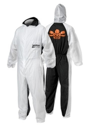 CLEAN COVERALL-X-LARGE