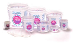 32 OZ. DISPOSABLE MIXING CUPS (1