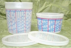 165 OZ. DISPOSABLE MIXING CUP LI