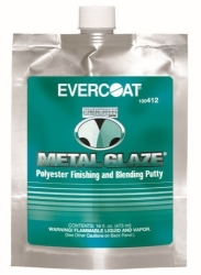 METALGLAZE POLYESTER FINISH PUTT