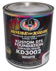 KUSTOM DTS FOUNDATION SURFACER/S