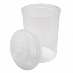 3M PPS LARGE LIDS & LINERS