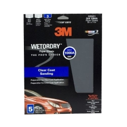 "IMPERIAL WETORDRY SHEETS 5-1/2""X"