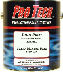 IRON PRO CLEAR MIXING BASE