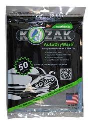 KOZAK AUTODRY WASH CLOTH