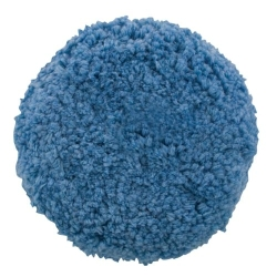 BLUE SOFT POLISH WOOL PAD