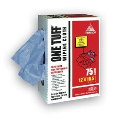 ONE TUFF WIPING CLOTHS 75/BOX