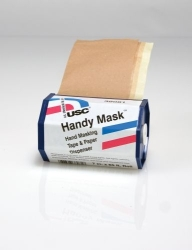 HANDY MASK TAPE & PAPER DISPENSE