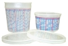 64 OZ. DISPOSABLE MIXING CUP LID