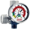PRESSURE REGULATOR WITH GAUGE